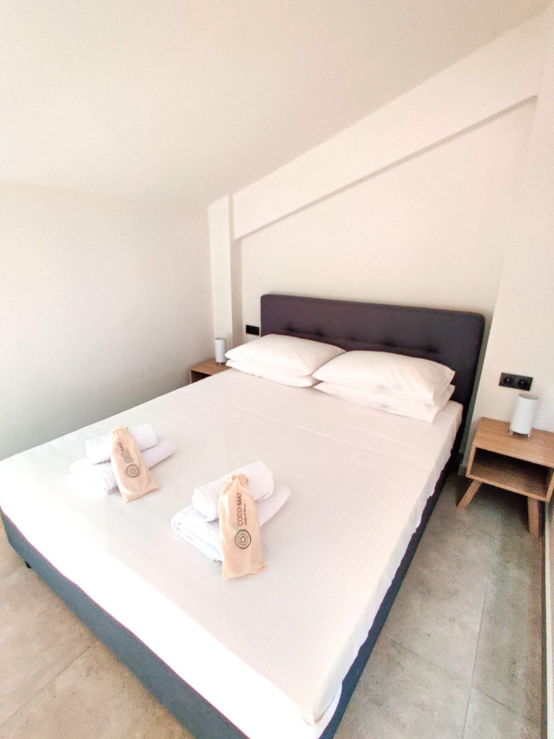 aelia suites bedroom