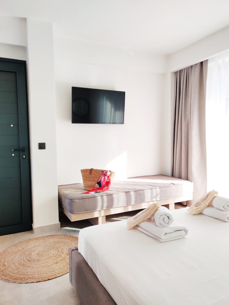 junior suite private pool and terrace